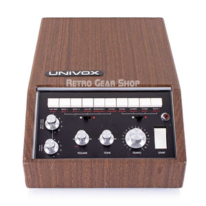 Univox SR-55 Rare Vintage Analog Drum Machine SR55
