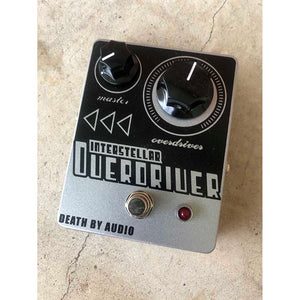 Death By Audio Interstellar Overdriver Used