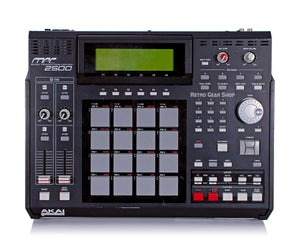 Akai MPC2500 Top