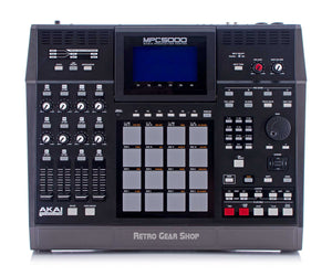 Akai MPC5000 Top