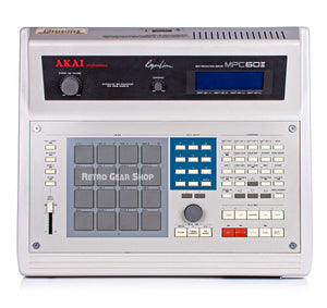 Akai MPC60 MKII Top