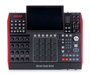 Akai MPC-X Top