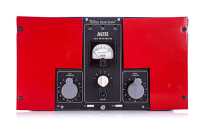 Altec 322C Vintage Limiter Amplifier Tube Compressor Red Front