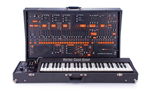ARP 2600 + ARP 3620 Keyboard 2601 Black Orange