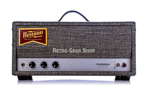 Benson Amps Chimera Head Night Moves Front