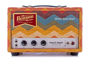 Benson Amps Dizzy Bird 1 Watt Reverb Old Mexico Front