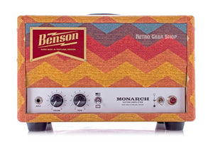 Benson Amps Monarch Head 15W Old Mexico Front