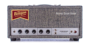 Benson Amps Vincent Head Night Moves Front