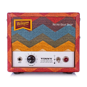 Benson Amps Vinny Front