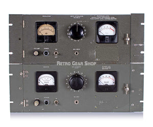 U.S. Department of Commerce CAA Tri-tronics Laboratory Vintage Rare Tube Compressor Limiter Front