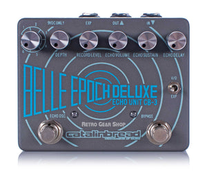 Catalinbread CB3 Belle Epoch Tape Echo Top