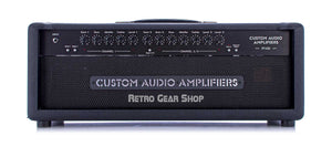 Custom Audio Amplifiers PT-100 Front