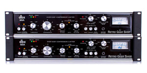 dbx 165A Sequential Stereo Pair Front