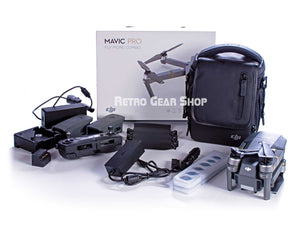 DJI Magic Pro Combo Set Extras Battery Case Charger NeatoTek Filters
