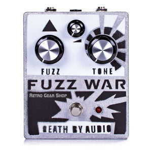 Death By Audio Fuzz War Top