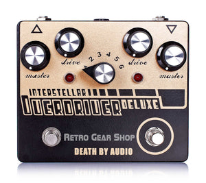 Death By Audio Interstellar Overdriver Deluxe Top