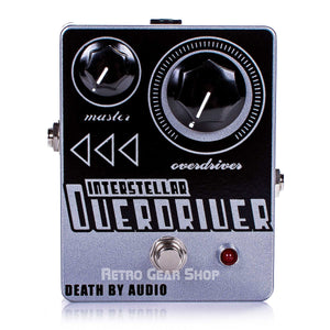 Death By Audio Interstellar Overdriver Top