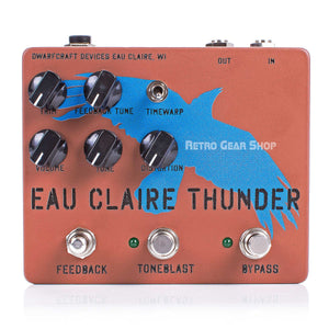 Dwarfcraft Devices Eau Claire Thunder Front