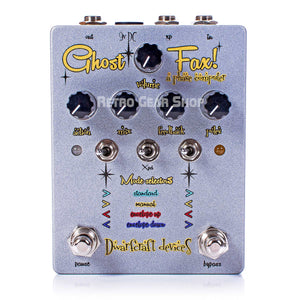Dwarfcraft Devices Ghost Fax Front