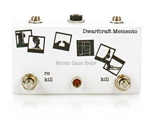 Dwarfcraft Devices Memento Front