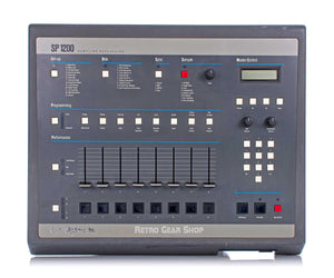 E-Mu SP-1200 Original Gray Top