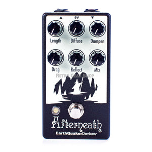 EarthQuaker Devices Afterneath Top