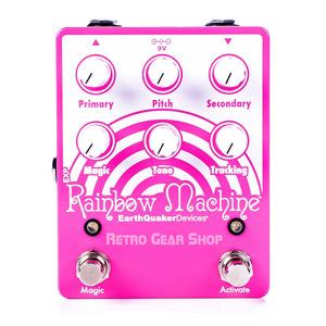 EarthQuaker Devices Rainbow Machine Top