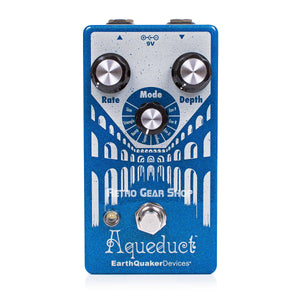 EarthQuaker Devices Aqueduct Top