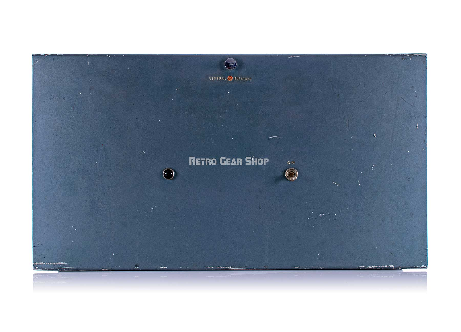 General Electric GE BA-5A PSU Front
