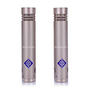Neumann KM84 Stereo Pair Klaus Front