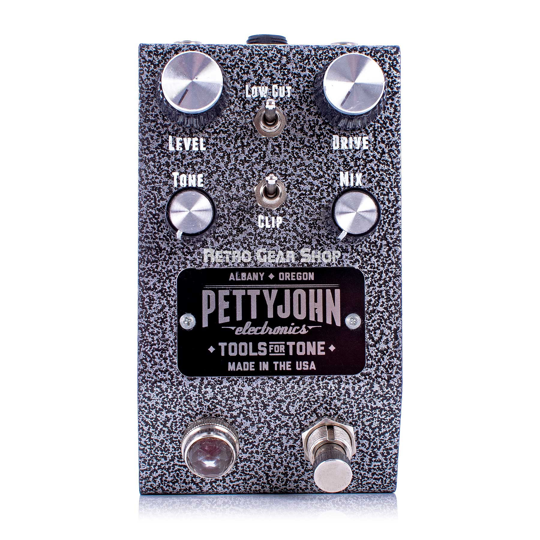 Pettyjohn Electronics Iron Drive Top