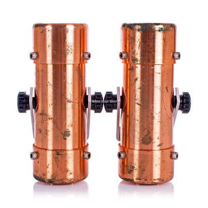 Placid Audio Copperphone Stereo Pair Front