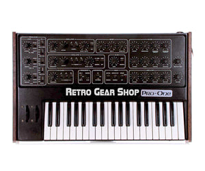 Sequential Circuits Instruments SCI Pro One J-Wire Top