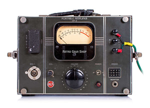 RCA Portable Amplifier OP-6 Front