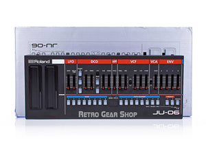 Roland JU-06 Limited Edition Top + Box