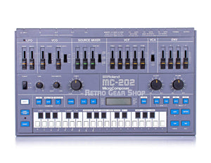 Roland MC-202 Micro Composer Top