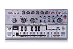 Roland TB-303 Bass Line Devilfish Top