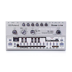 Roland TB-303 Vintage Synth