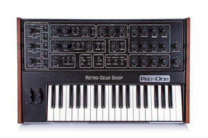Sequential Circuits Pro One Top
