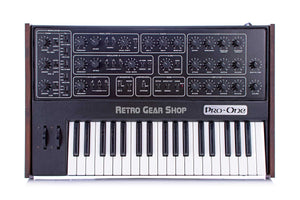Sequential Circuits Pro One J-Wire Top