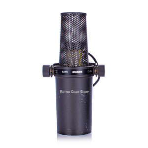 Shure SM7B Cardiod Dynamic Microphone Front