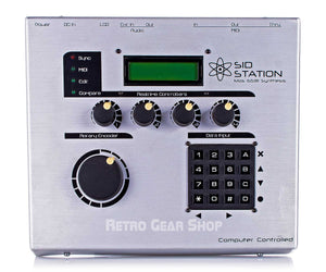 Elektron Sidstation Top