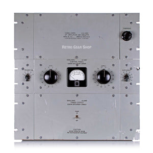 Signal Corps AF Amplifier AM-186A/FR Front