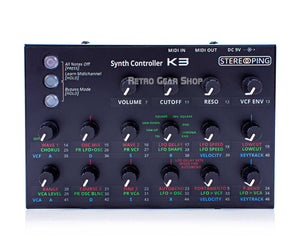 Stereoping CE-1 K3 Midi Controller for Kawai K3 Top