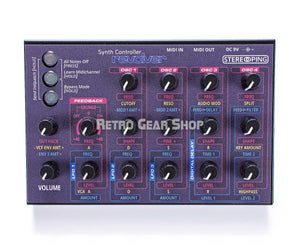 Stereoping CE-1 Revolver Midi Controller for DSI Evolver Top