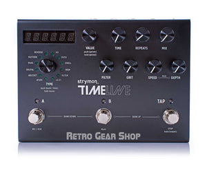 Strymon TimeLine Top