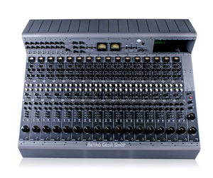 Tree Audio Roots Console 16 Channel Tube Console Top
