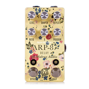 Walrus Audio ARP-87 Floral Series Top