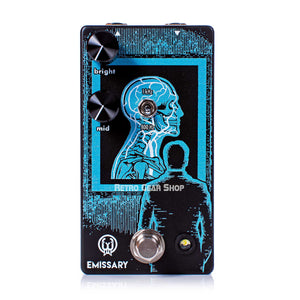 Walrus Audio Emissary Parallel Boost Front