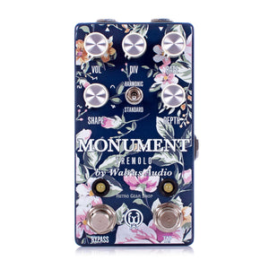 Walrus Audio Monument V2 Floral Series Top